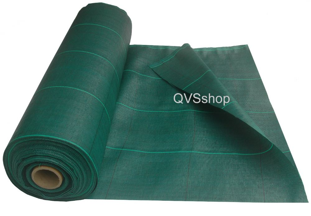 Extra Heavy Duty Weed Control Fabric | 125gsm Weed Membrane | QVS